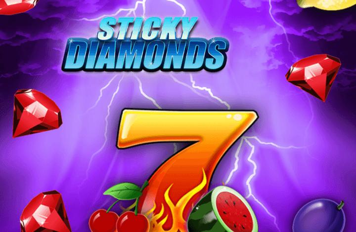 Sticky Diamonds - 22137