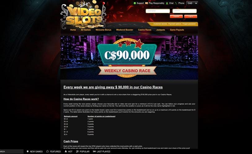 Tests Ergebnisse Casino - 42096