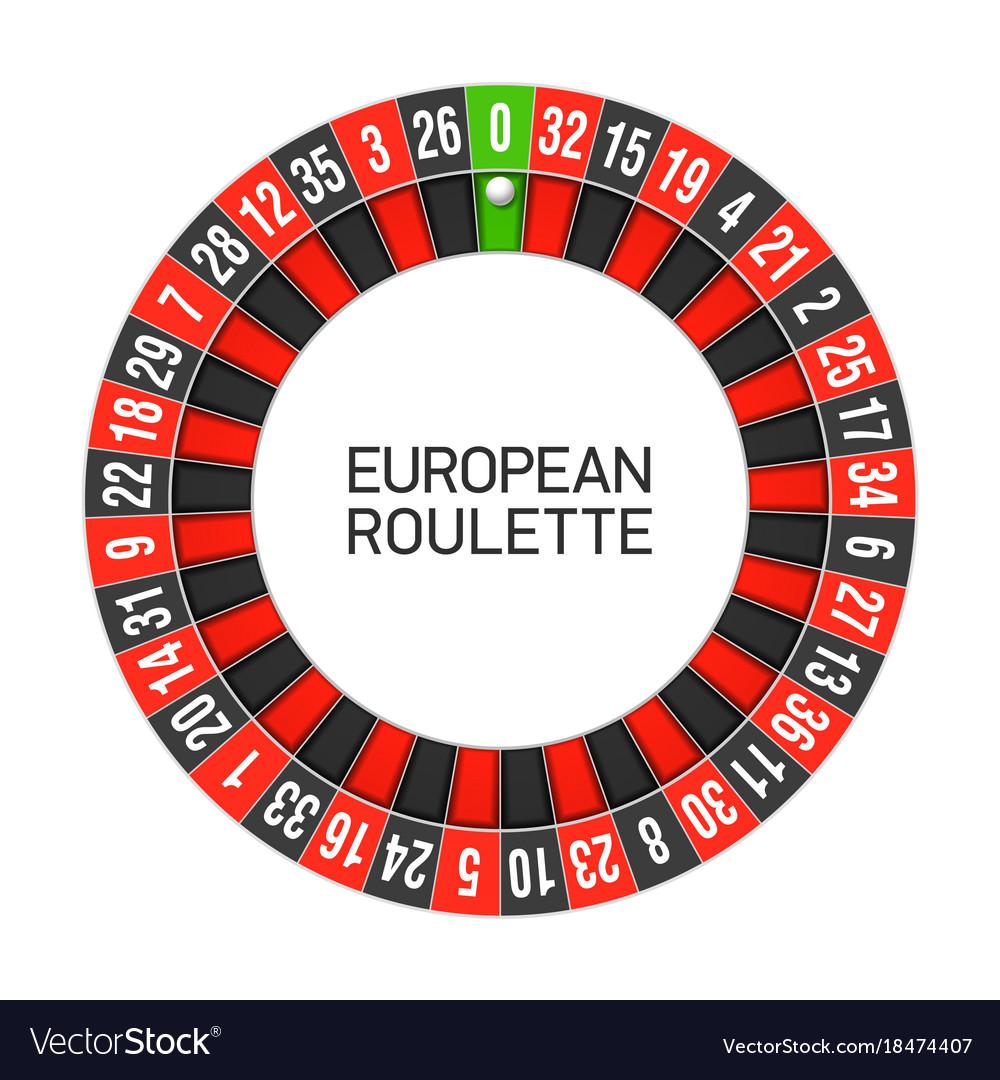 Europäisches Roulette - 95567