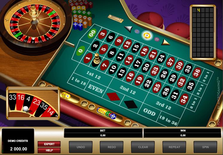 Europäisches Roulette - 55642
