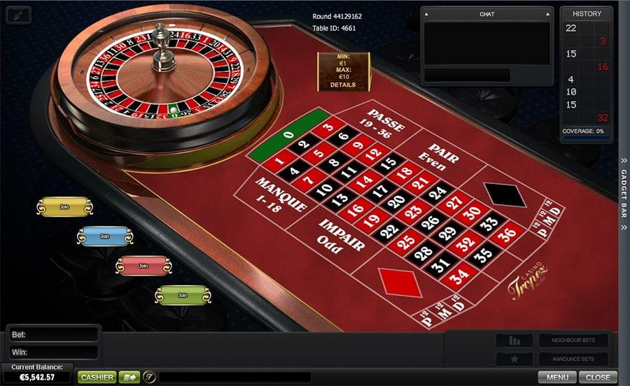 Europäisches Roulette Regeln - 96265