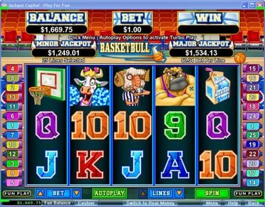 Spielautomat Bonus - 57001