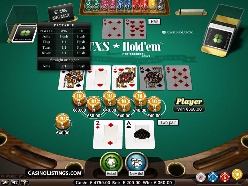 Free Texas Holdem - 99504