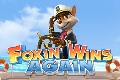 Foxin Wins Again - 61541