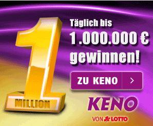 Gewinnspiel Technik Keno - 27718