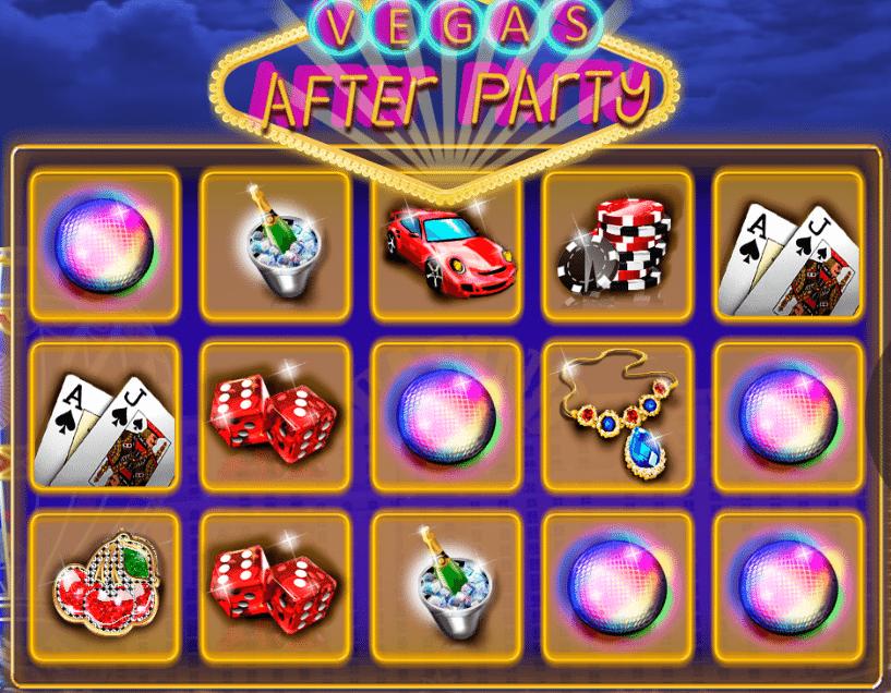 Las Vegas Casino - 83131