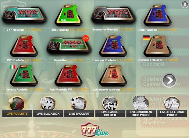 Live Roulette Paypal - 20983