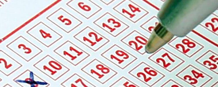 Lotto System spielen - 14582