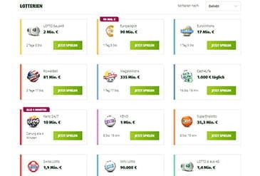Lotto wirklich - 82221