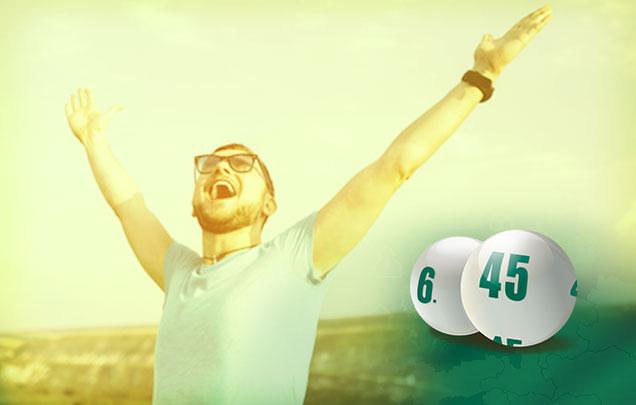 Millionen Gewinner Lotto - 49543