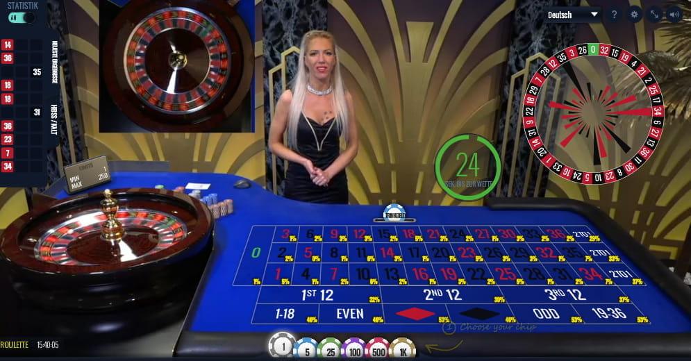 Mit Roulette - 81328