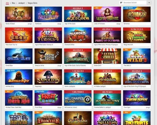 Online Casino Erfahrungen - 44029
