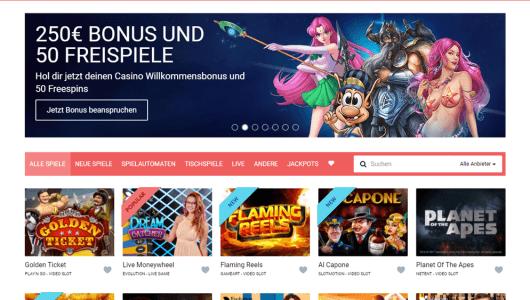 Online Casino - 78125