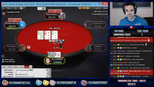 Pokerstars Live Stream - 73536