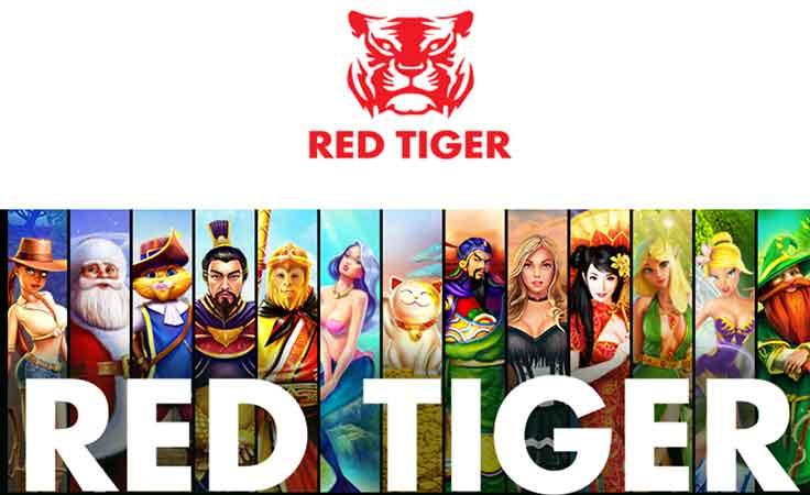 Red Tiger - 74247
