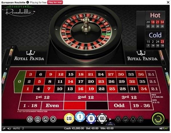 Roulette Serien - 16352