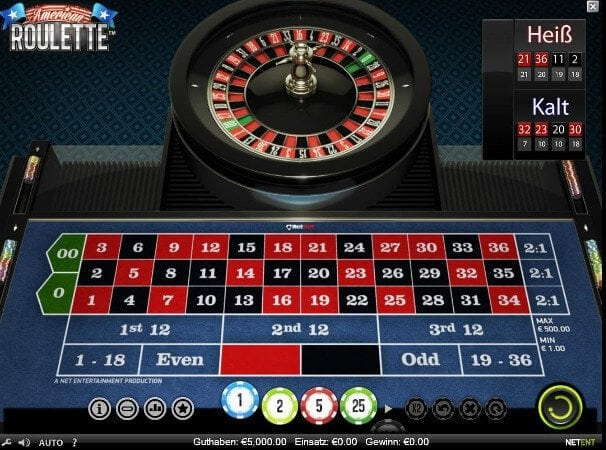 Roulette Strategie - 62710