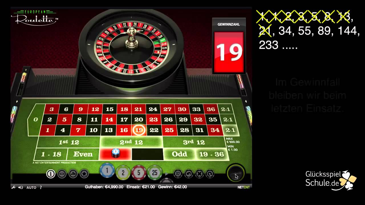 Roulette Strategie - 29570