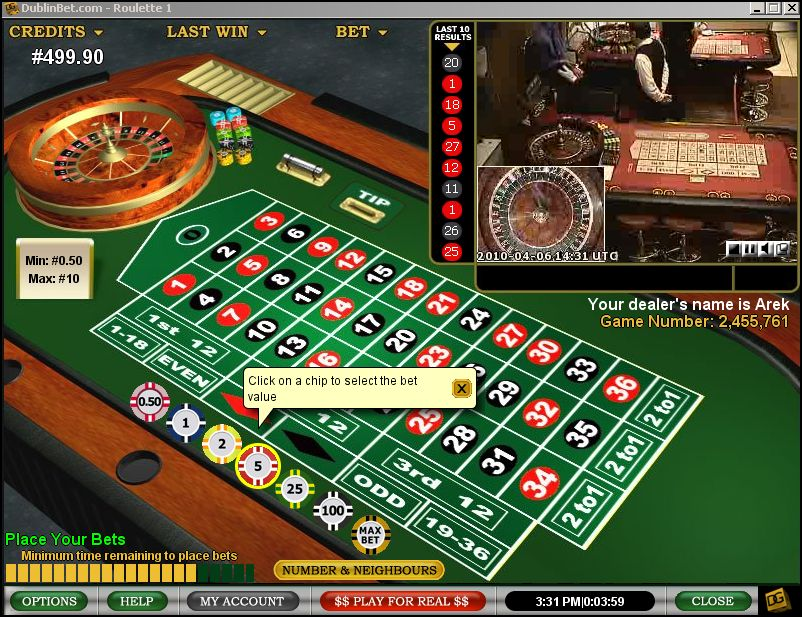 Roulette System Software - 52058