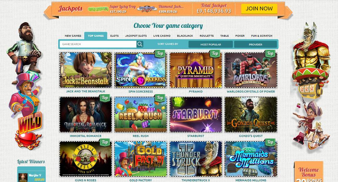Seriöses Permanenzen Casino - 78529