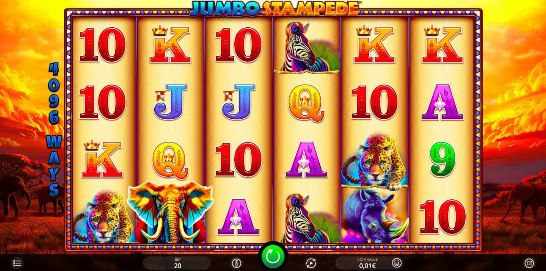 Slot Machine - 24789