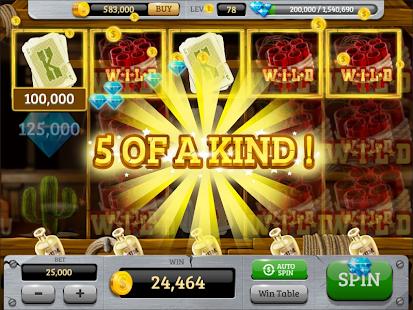 Slot Machine Bonus - 56023