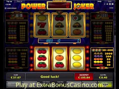 Slot Machine Bonus - 82947