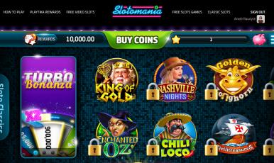 Spielautomat Münzen - 88661