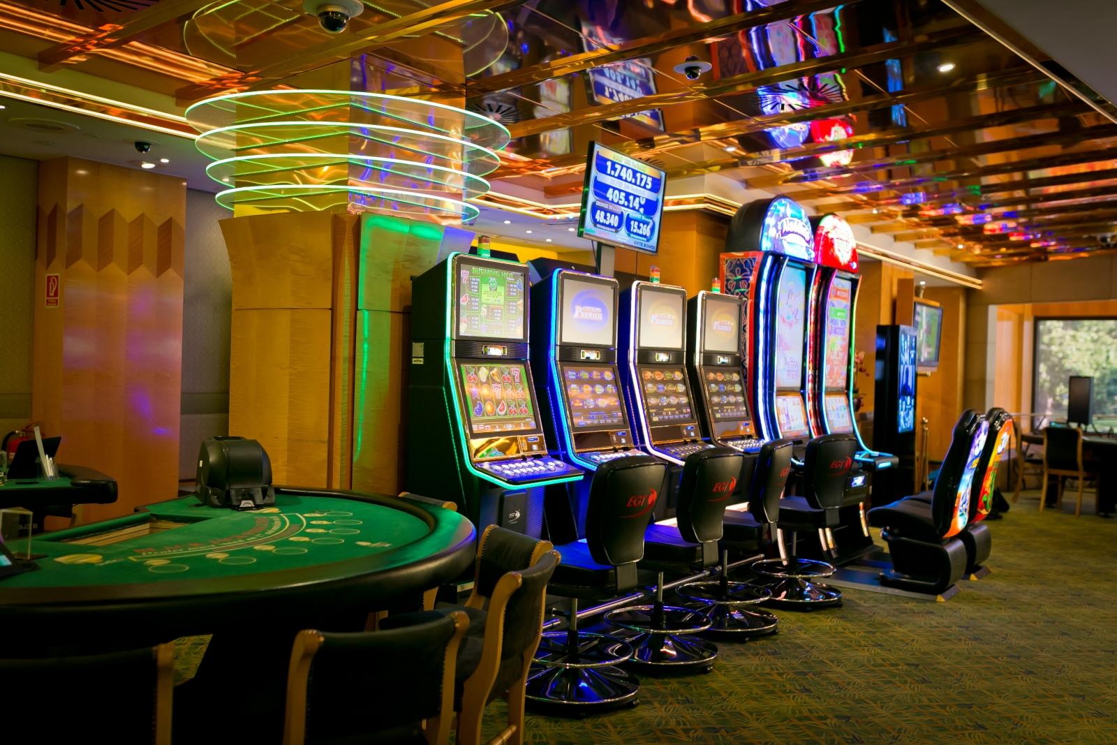 Spielautomaten online Bonusbedingungen - 14776