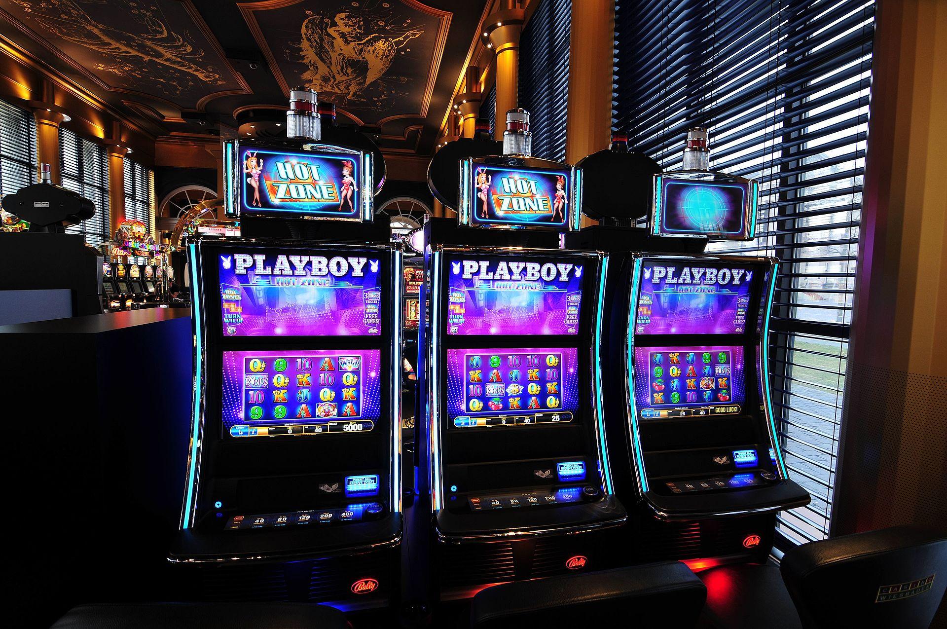 Spielautomaten Zufall Casilando - 56428