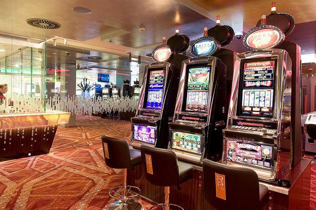 Spielbank Automaten - 59110